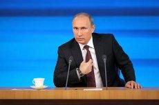 List do Putina spowodował, że rosyjscy oligarchowie stracili 3,1 mld dolarów