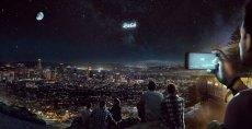 Rosyjski startup chce wyświetlać reklamy na niebie przy użyciu satelit