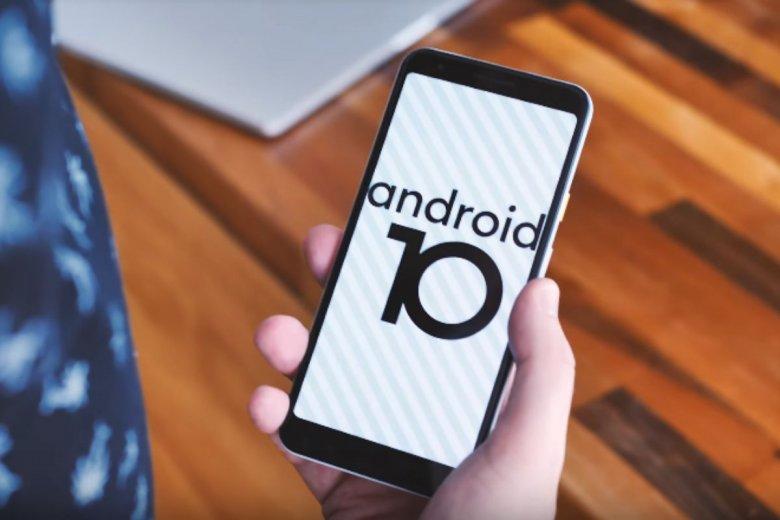 Zapowiadany Android Q będzie jednak nosił nazwęAndroid 10.