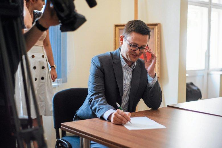 """Michał Bełbot piastuje teraz urząd prezesa firmy Energa Logistyka, która obsługuje spółki grupy Energa. """"Zostali docenieni"""" – tłumaczy informator."""