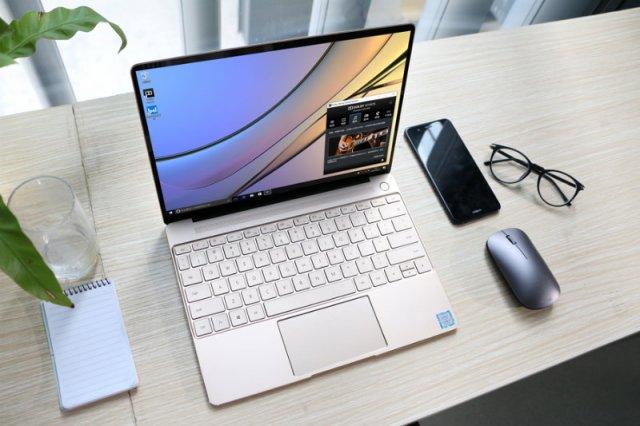 MateBook X to pierwszy ultrabook w portfolio Huawei