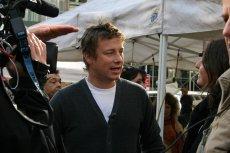 Restauracje Jamiego Olivera - kucharza celebryty - dostały się pod zarząd sądowy