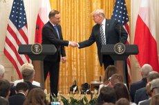 Co dla gospodarki przyniesie wizyta Andrzeja Dudy w USA? Niewiele