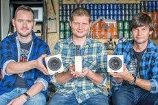 Twórcy AI Speakera - pierwszego polskiego iteligentnego głośnika
