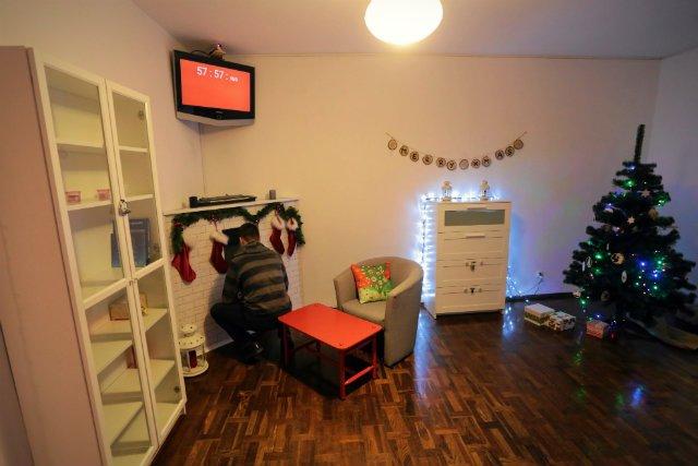 Escape room w świątecznym klimacie