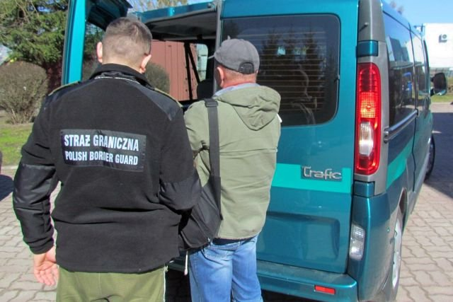 Tylko w marcu 2017 funkcjonariusze Morskiego Oddziału SG wykryli prawie 130 nielegalnie zatrudnionych obywateli Ukrainy