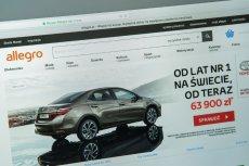 Allegro chce wykorzystać rosnącą popularność zakupów online.